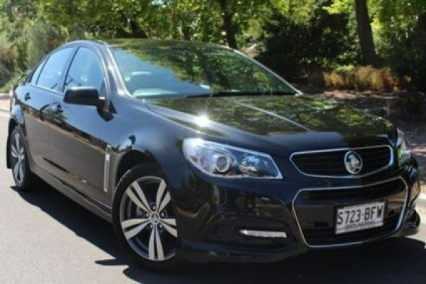 sell my car – holden commodore black