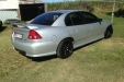sell my car - holden commodore silver