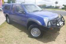 sell my car – holden rodeo blue