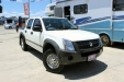 sell my car - holden rodeo white