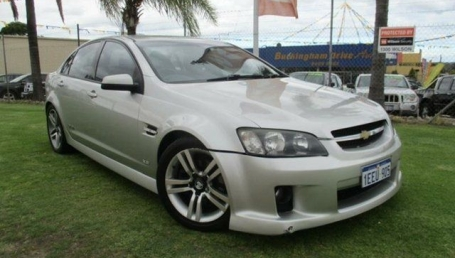 sell my car – holden ss silver