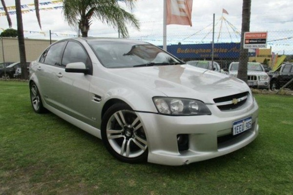 sell my car - holden ss silver