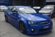 sell my car - holden ute blue