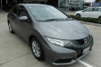 sell my car - honda civic grey