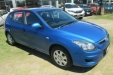 sell my car - hyundai i30 blue