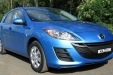 sell my car - mazda 3 blue