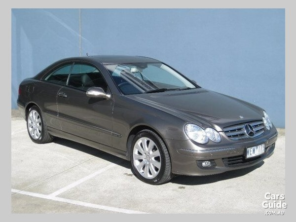 2007 mercedes benz clk280 elegance c209 my07 coupe sell for Sell my mercedes benz