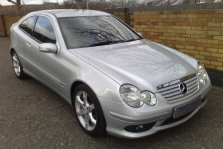 sell my car – mercedes benz silver..