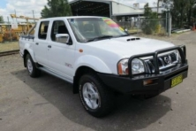 sell my car – nissan navara