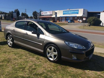 sell my car – peugeot grey