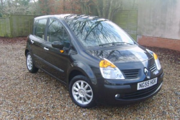 sell my car - renault black
