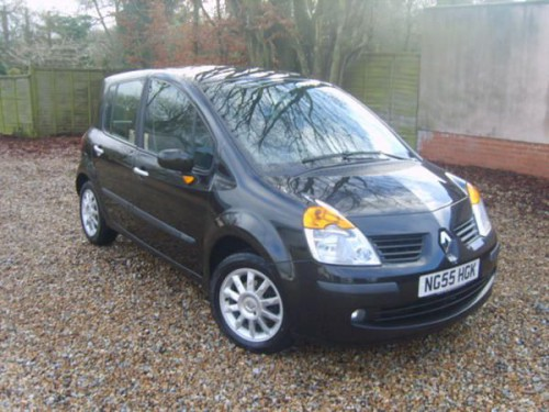 sell my car – renault black