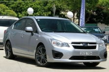 sell my car – subaru impeza silver