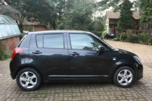 sell my car – suzuki swift black