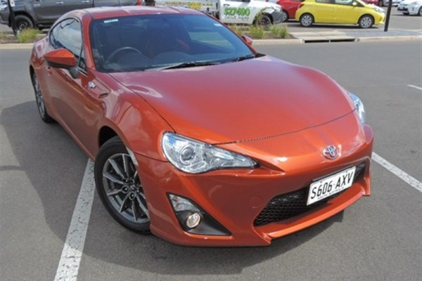 2013  Toyota 86 GTS Coupe – Sell my car