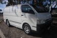 sell my car - toyota hiace white