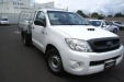sell my car - toyota white