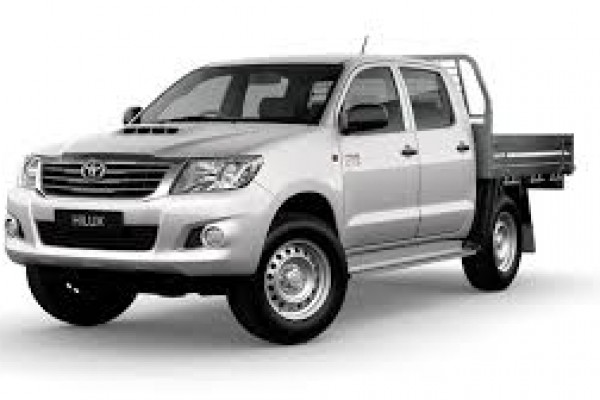 Sell my car 2013 toyota hilux