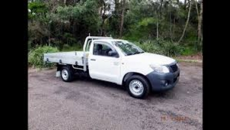 sell my car – 2013 Toyota hilux workmate 150 ute