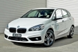 sell my car - BMW 218d white