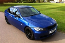 sell my car BMW 320 sedan