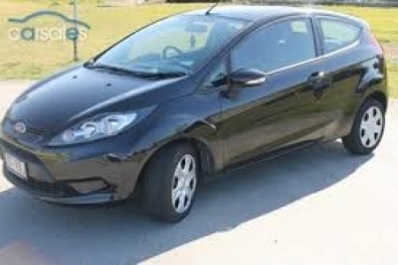 sell my car Ford Fiesta