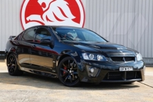 sell my car – HSV black
