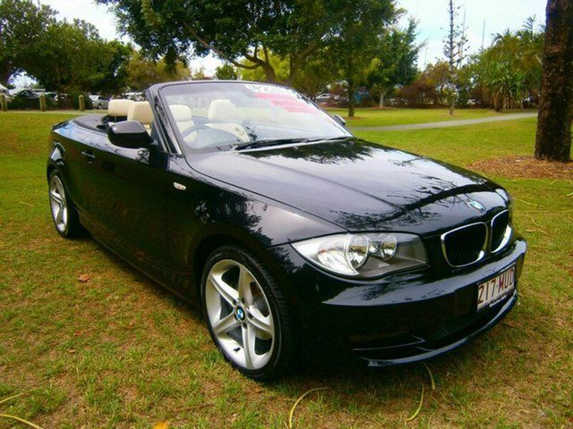 sell my car – bmw 120i black