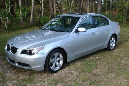 sell my car – bmw silver