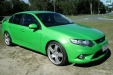 sell my car - ford falcon green