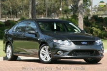 sell my car – ford falcon grey