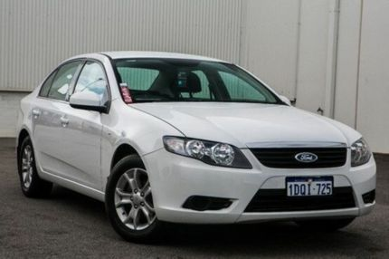 sell my car – ford falcon white