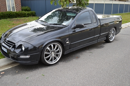 sell my car – ford falcon xr8 ute