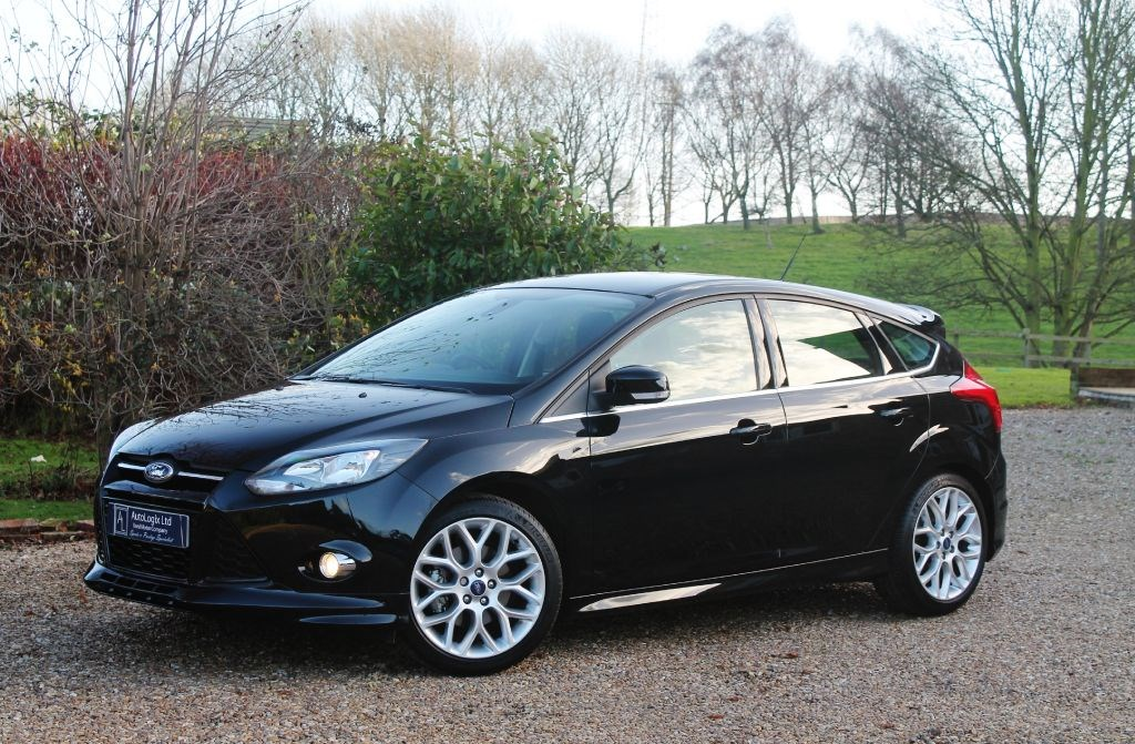 2009 ford focus zetec hatchback sell my car sell my car buy my car. Black Bedroom Furniture Sets. Home Design Ideas