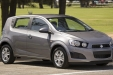 sell my car - holden barina grey