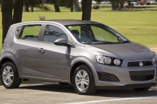 sell my car – holden barina grey