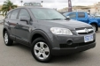 sell my car - holden captiva grey