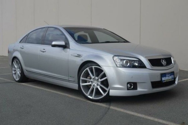 sell my car - holden caprice silver