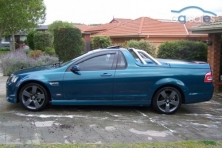 sell my car – holden commodore ute