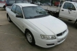 sell my car - holden crewman white