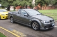sell my car - holden ute grey