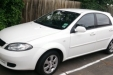 sell my car - holden viva white