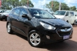 sell my car - hyundai ix35 black
