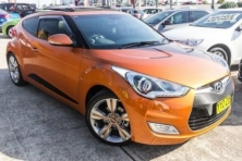 sell my car – hyundai veloster orange