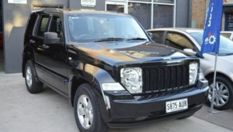 sell my car – jeep grand cherokee black