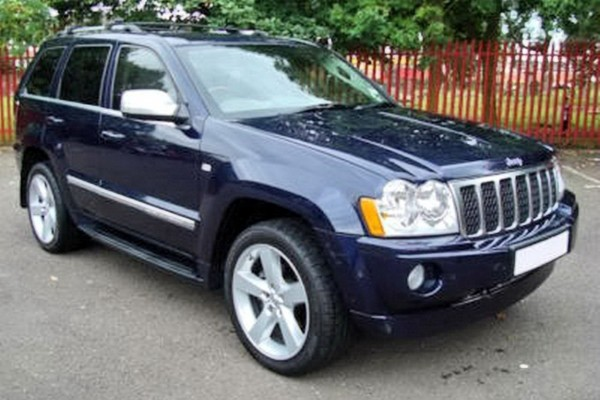 sell my car – jeep grand cherokee blue