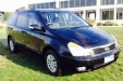 sell my car - kia carnival blue'
