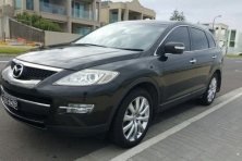 sell my car – mazda cx7 black