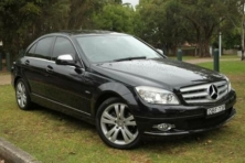 sell my car – mercedes benz black