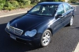 sell my car - mercedes benz blue